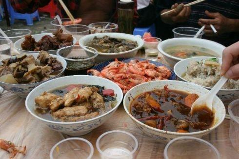 kinesiske afrodisiakse fødevarer